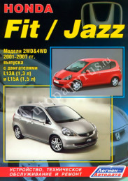 Honda Fit/Jazz 2001-2007