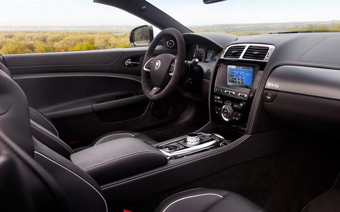 jaguar-xkr-s-convertible-interior