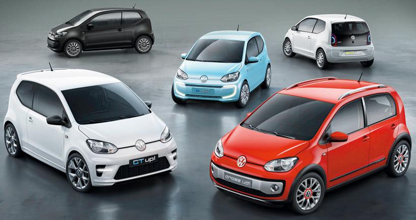 Машинки от Volkswagen