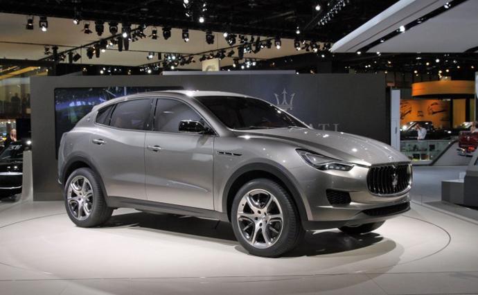 Maserati Kubang 2014