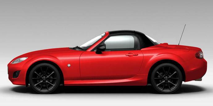 Автомобиль Mazda MX-5 Miata Special Edition