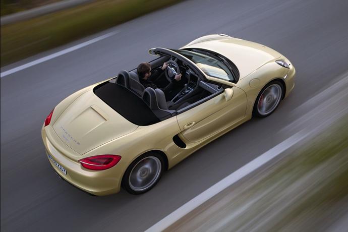 Porsche Boxster и Boxster S