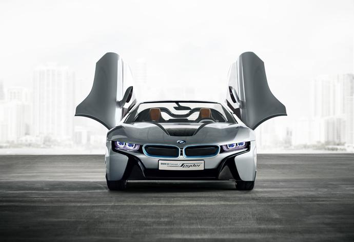 BMW i8 Concept Spyder-1