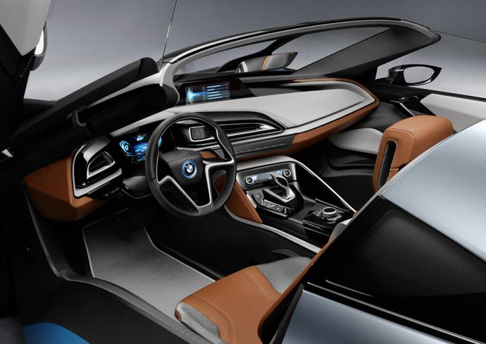 BMW i8 Concept Spyder-12