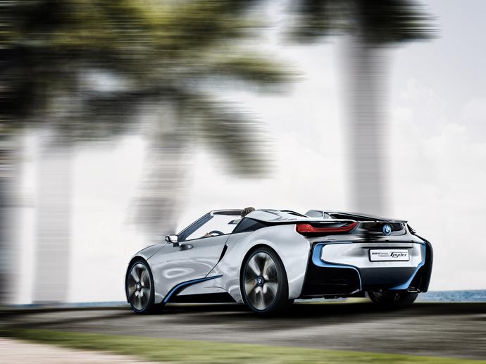 BMW i8 Concept Spyder-2