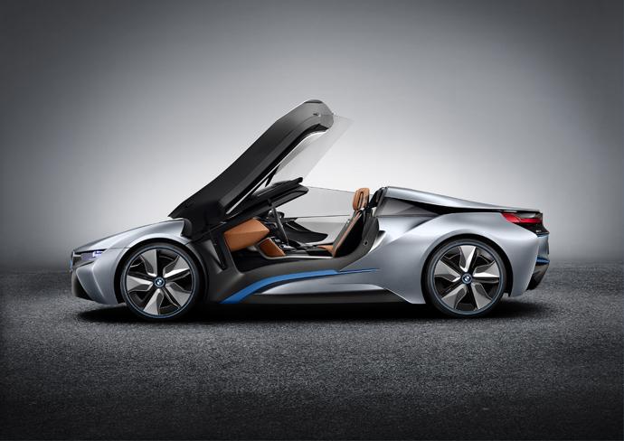 BMW i8 Concept Spyder-3