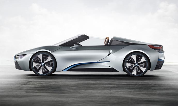 BMW i8 Concept Spyder-4