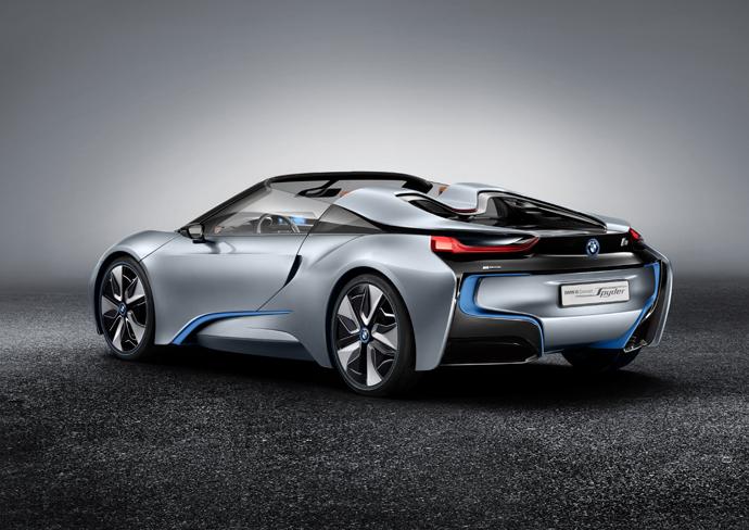 BMW i8 Concept Spyder-6