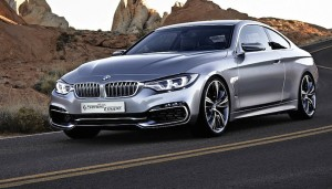 BMW — 4 Series Coupe