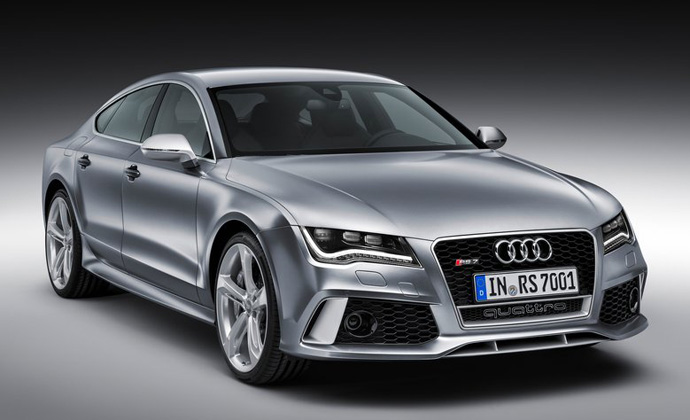 Автомобиль Audi RS7