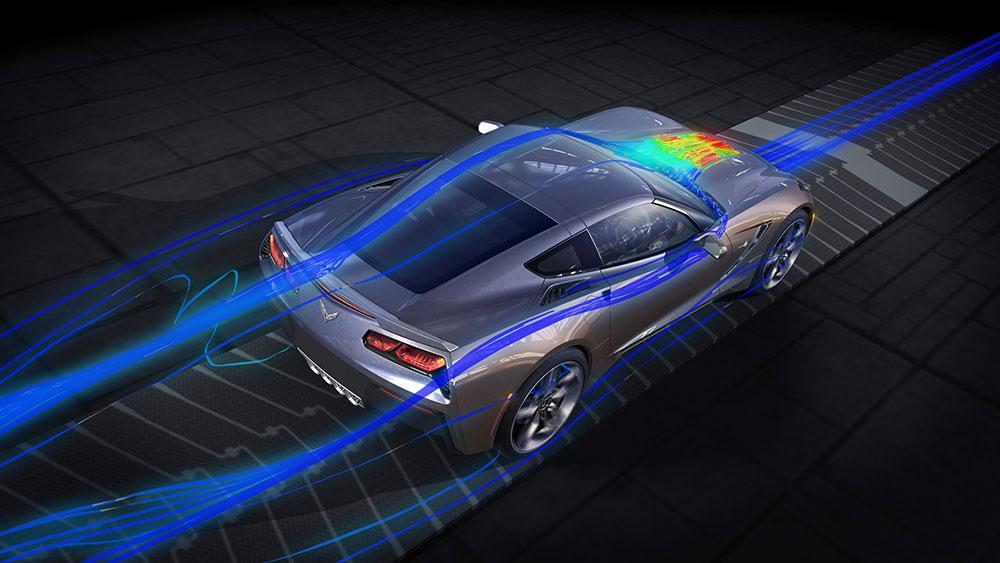 Аэродинамика автомобиля напрямую влияет на скорость
